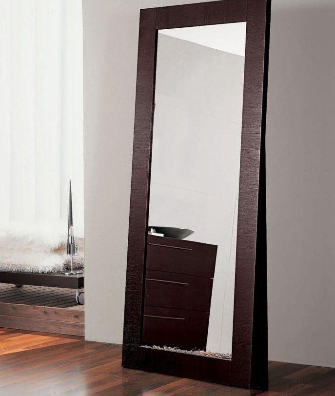 Yumanmod Soho Vertical Stand Alone Mirror Allmodern Large Mirror Mirror Decorative Stand