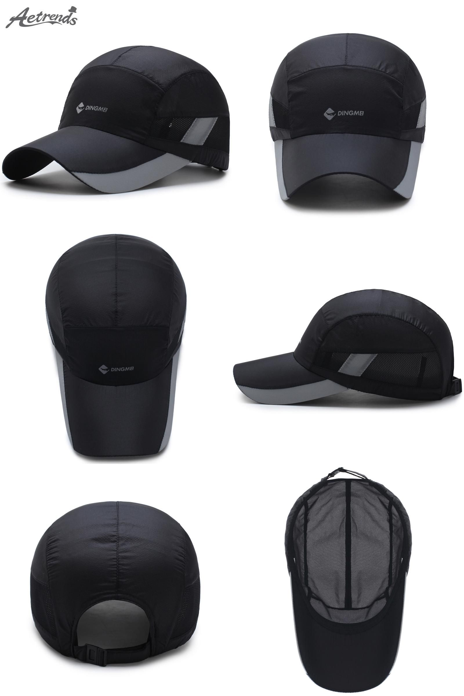 99b054911e9  Visit to Buy   AETRENDS  2017 Ultra Light Weight Summer Hat Quick Drying