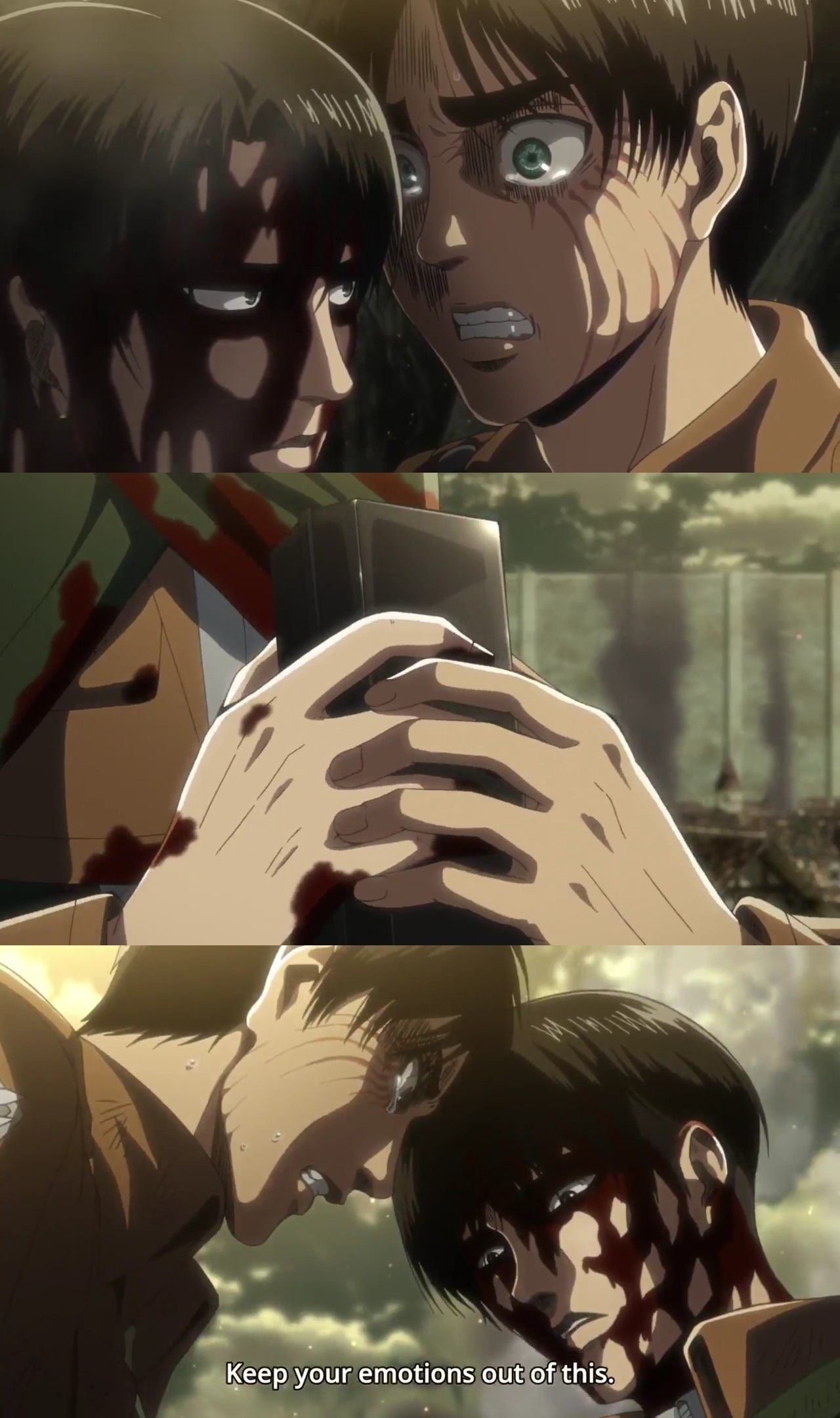 Shingeki no Kyojin Season 3 Part 2 (Keep your fcking