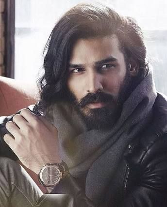 Image Result With Images Long Hair Styles Men