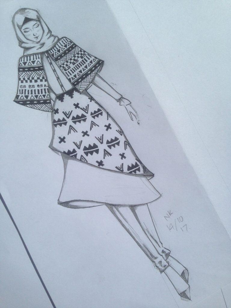 Best Corak Batik Klasik Hijab Pada Membuat Kain Batik Terbaru