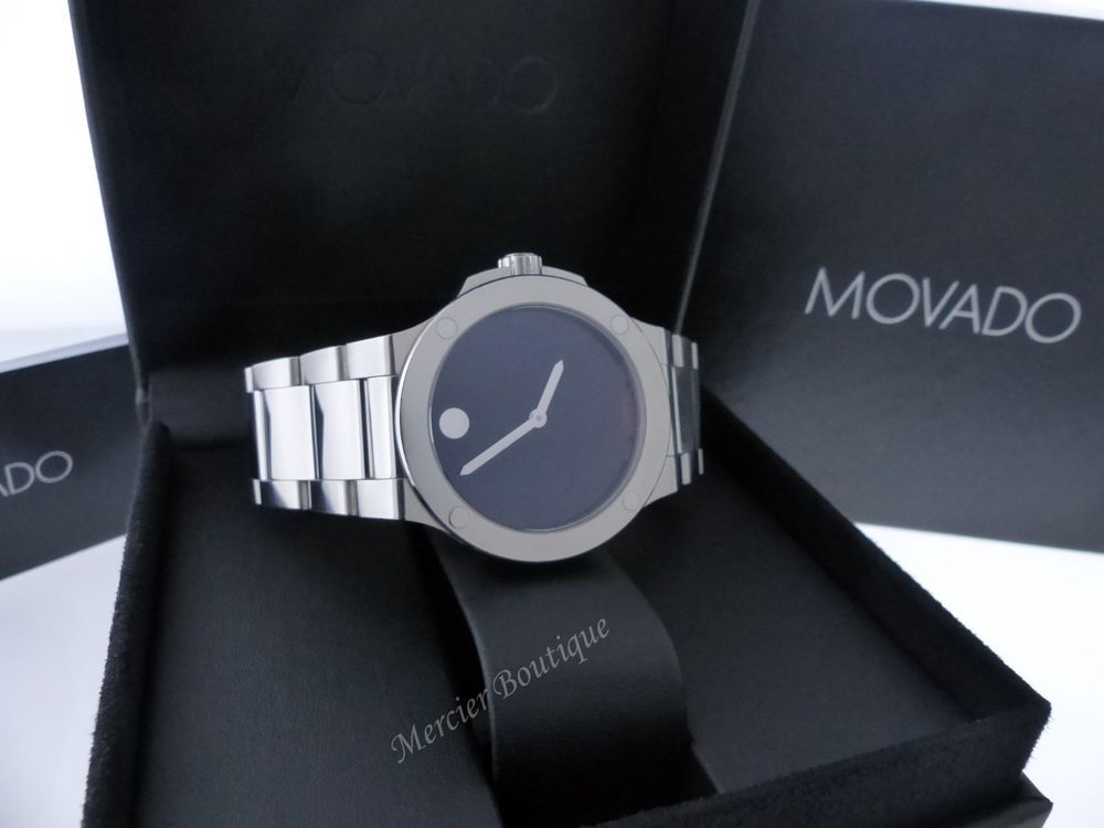 Movado Sport Edition Extreme 44mm Swiss Automatic Men S Watch