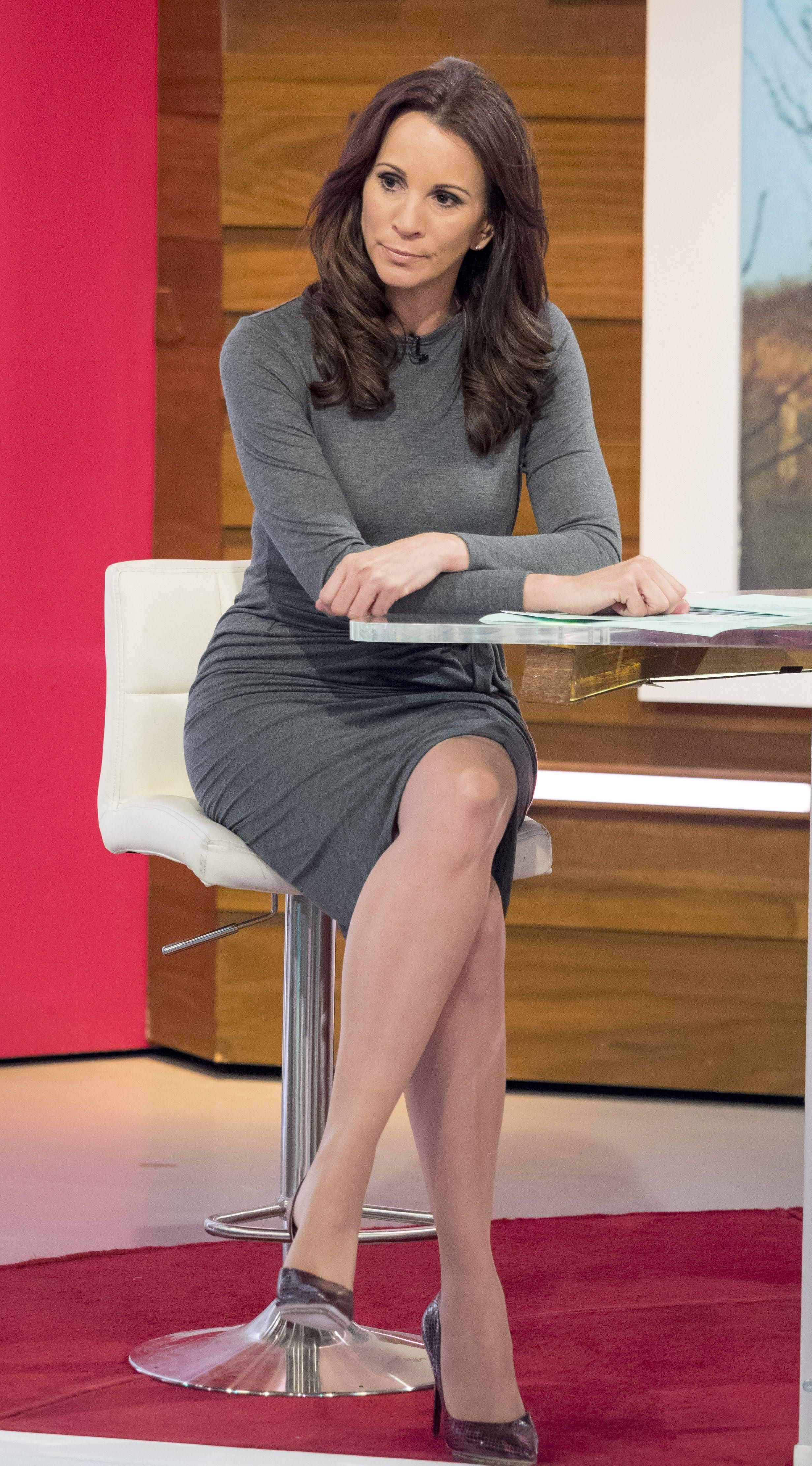 Think, andrea mclean loose women