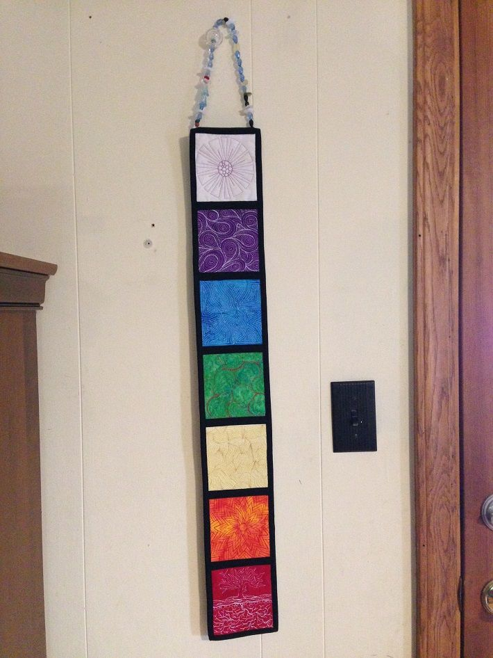 How To Hang A Quilt On The Wall You Got This Quilted Wall