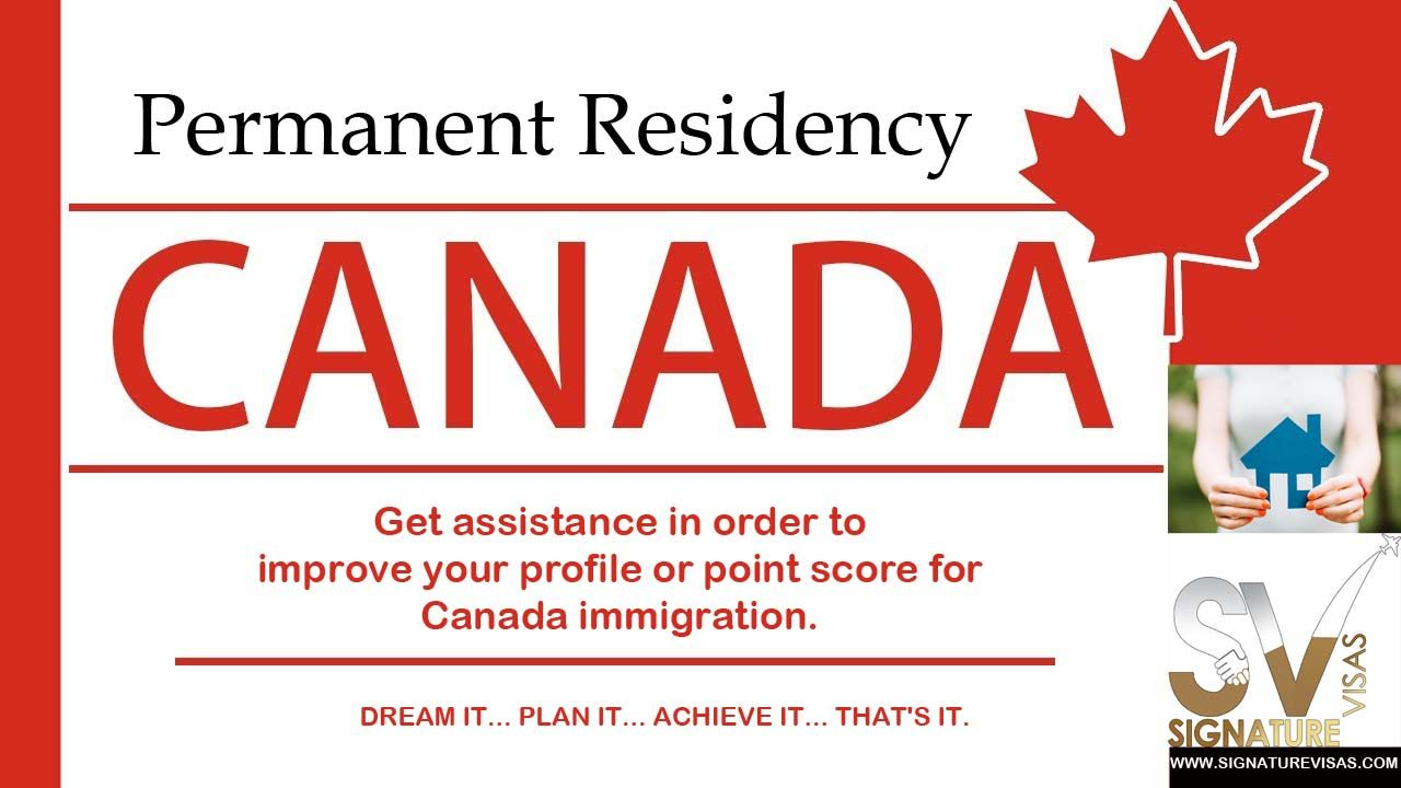 Wants to know the eligibility criteria for Canada