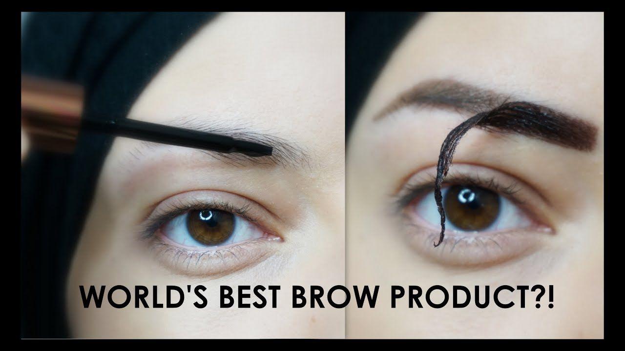 Testing Tattoo Brows Eyebrow Makeup Tutorial Youtube Makeup