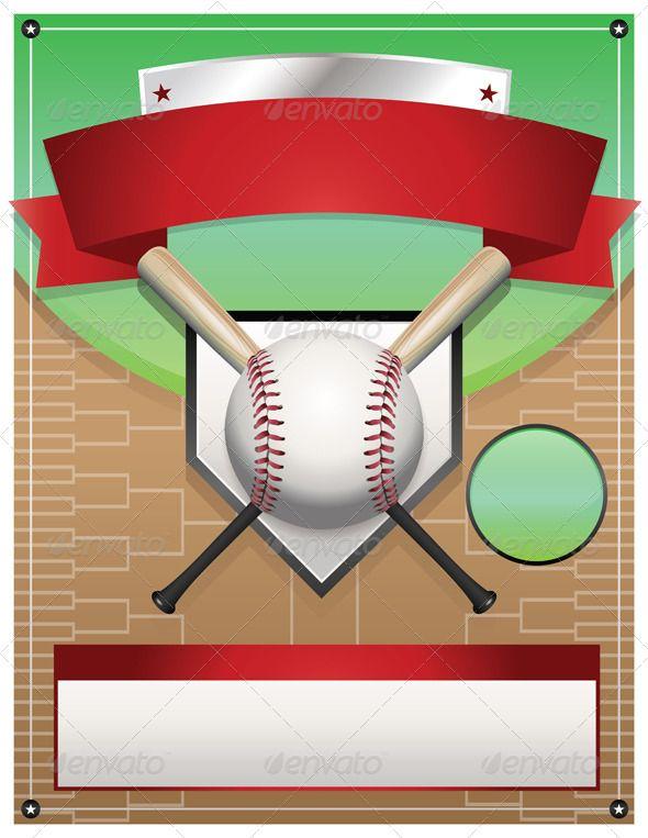 Baseball Tournament Illustration Font logo, Fonts and Logos - baseball flyer