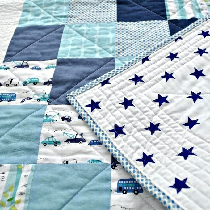 Easy Baby Boy Quilt Patterns Free Free Baby Boy Quilt Patterns
