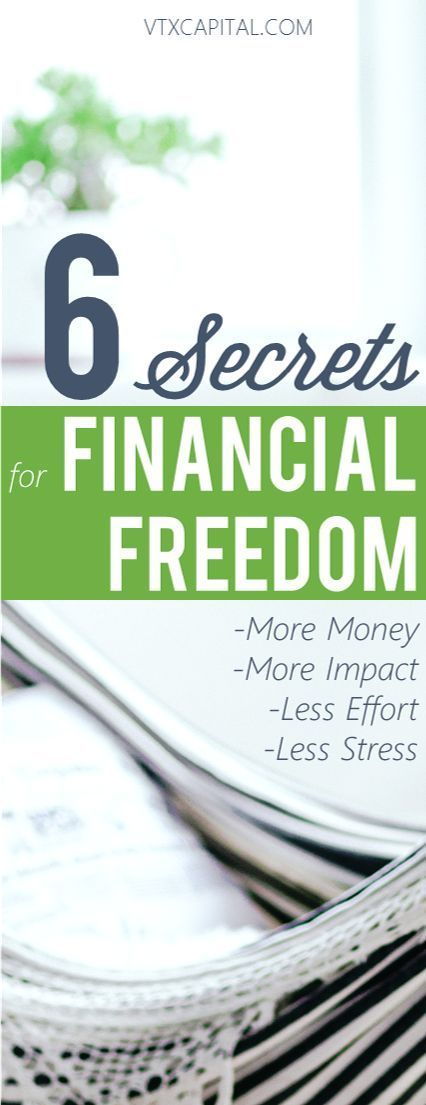 6 Surprisingly Simple Hacks for Achieving Financial Freedom Money - simple budget