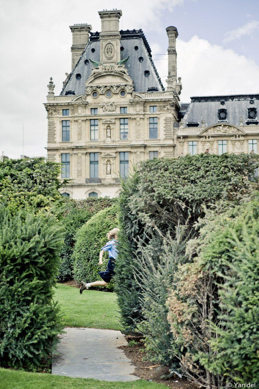 Louvre District, Tuileries Garden, Paris I
