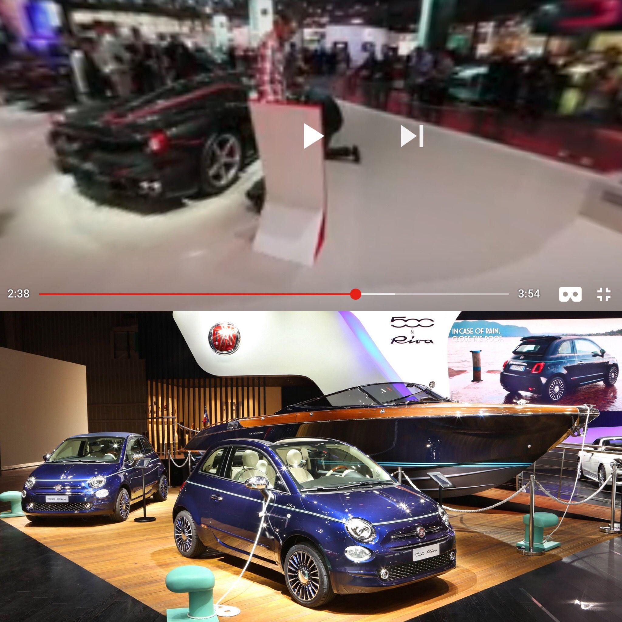 italian car news, today's featuring #fiat & #ferrari 🚗🇮🇹 http