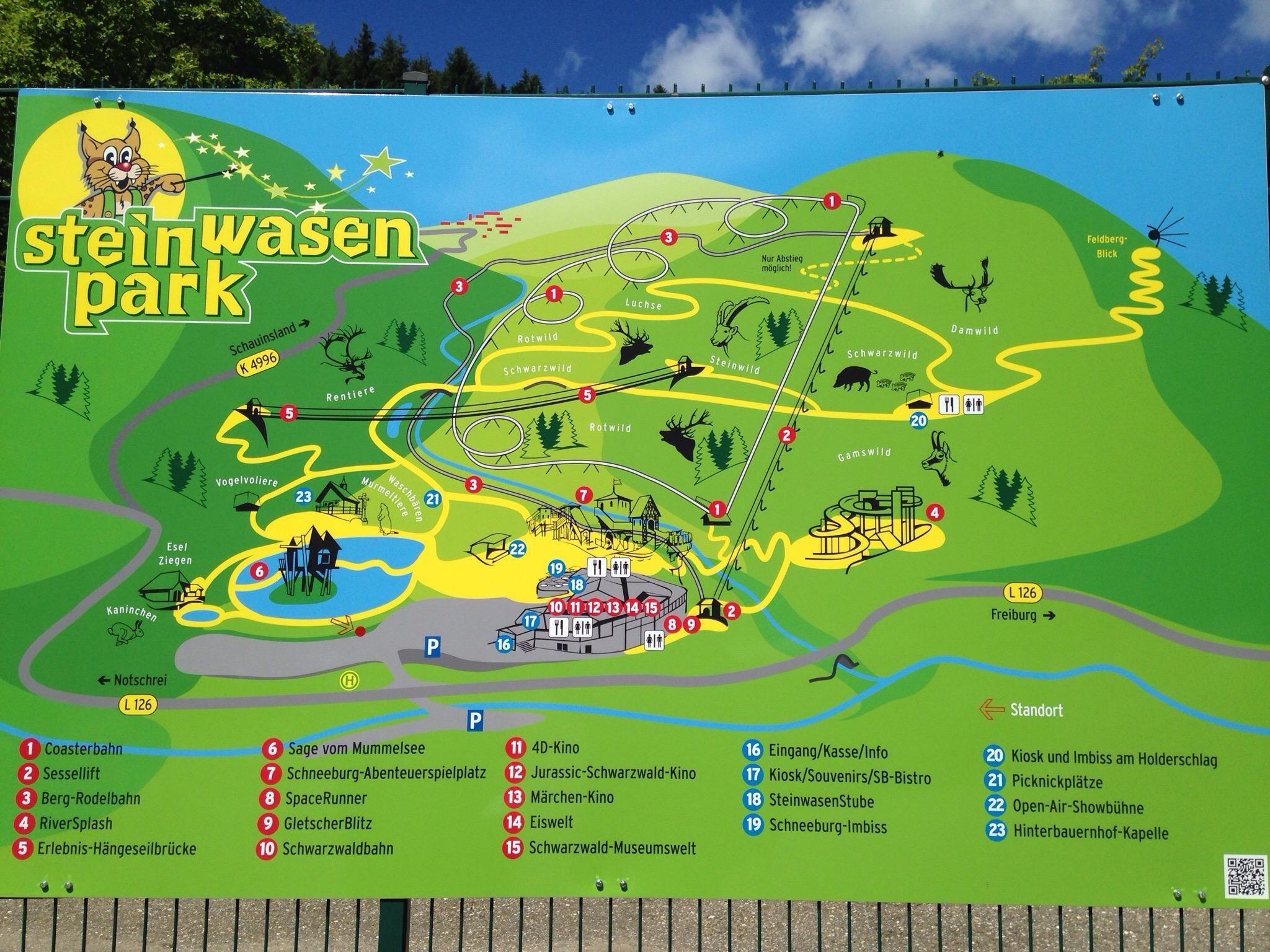Steinwasen Park Trip Advisor Adventure Park Park