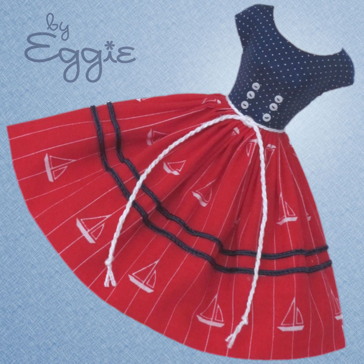 Sail Away Vintage Barbie Doll Dress Reproduction Repro Barbie Clothes Ebay Barbie Clothes Vintage Barbie Dolls Doll Dress