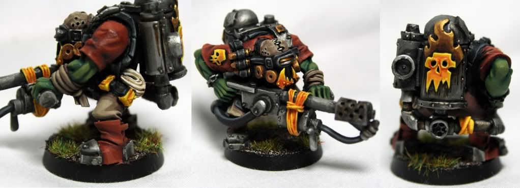 How to paint orks stepbystep guide of how i painted