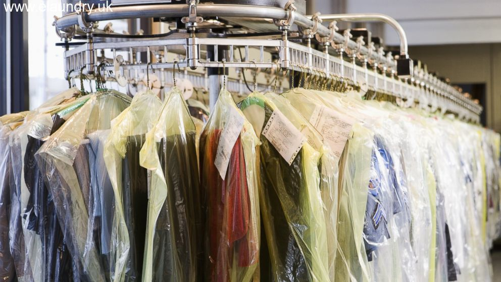 Wedding dress dry cleaning in a unique way by Elaundry.uk
