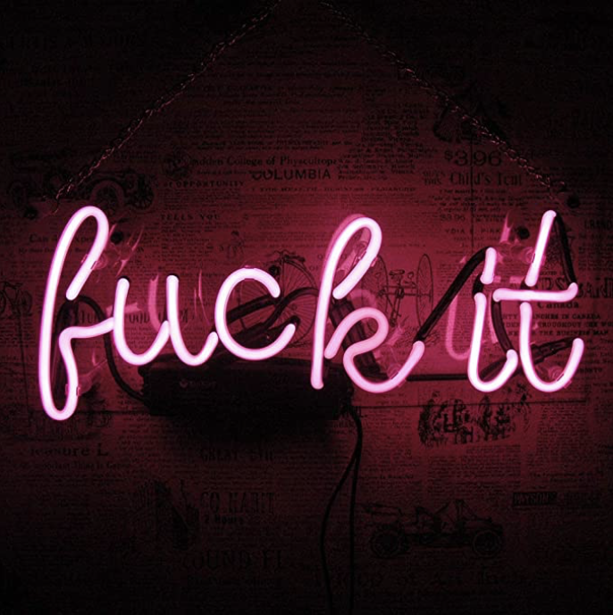 neon sign light in 2020 Neon signs, Neon wall signs