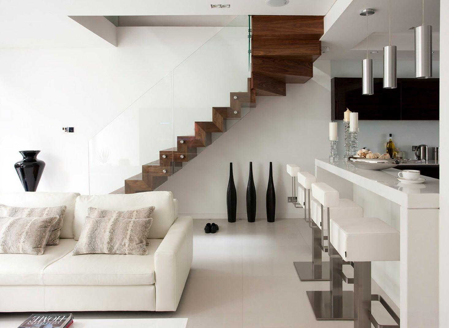 diseo de escaleras y pasamanos construye hogar