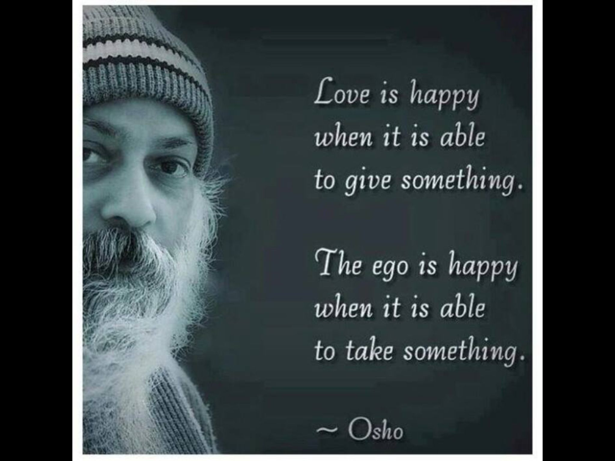 Lovely Osho Quotes On True Love | Love quotes collection ...