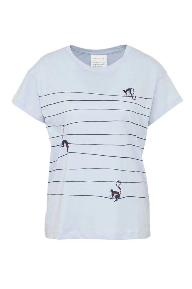 0e0311fafd3648 Dames T-shirts   tops bij wehkamp - Gratis bezorging vanaf 20 ...