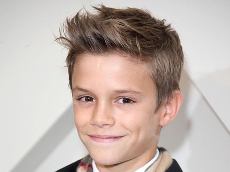 8 On Trend Summer Styles Haircuts For Boys Harley Boy
