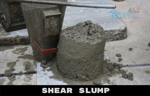 Different Types Of Slump In Concrete True Slump If Concrete Slumps Evenly And Forms A Shape Same As A Mould Then It In 2020 Concrete Slump Test Concrete Slumping