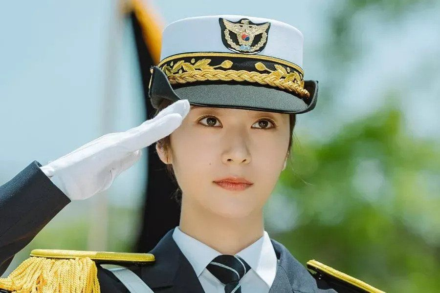 f(x)'s Krystal Transforms Into A Just And Determined Aspiring Police Officer For Upcoming Drama