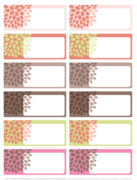 great printable labels we ll use them to label their drawers