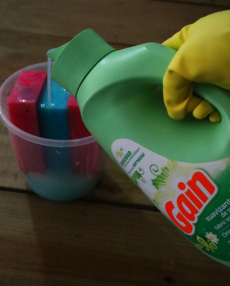Alternative Ways To Use Liquid Fabric Softener - Frugal ...