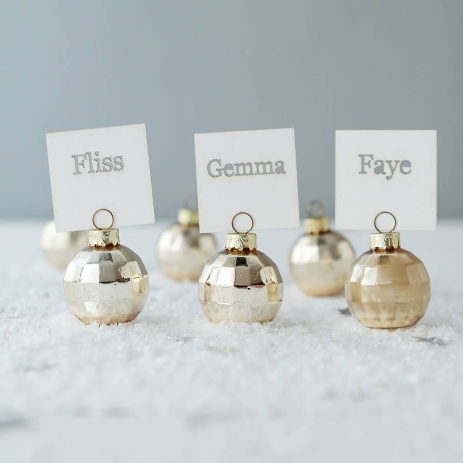 Are You Interested In Our Disco Ball Place Cards With Seating Plan Need Look No Further