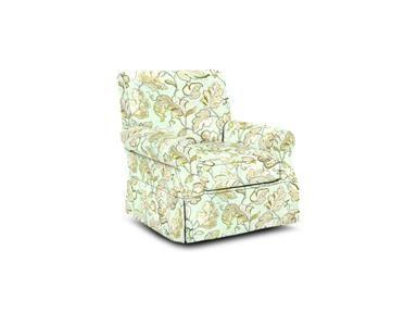 Kincaid Furniture Living Room Slipcover Chair   Georgia Furniture   Savannah,  GA   Option For Pair Of Chairs Opposite Sofa