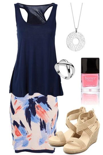 In Reverse Outfit includes Elm, Betty Basics, and Walnut - Birdsnest Australia