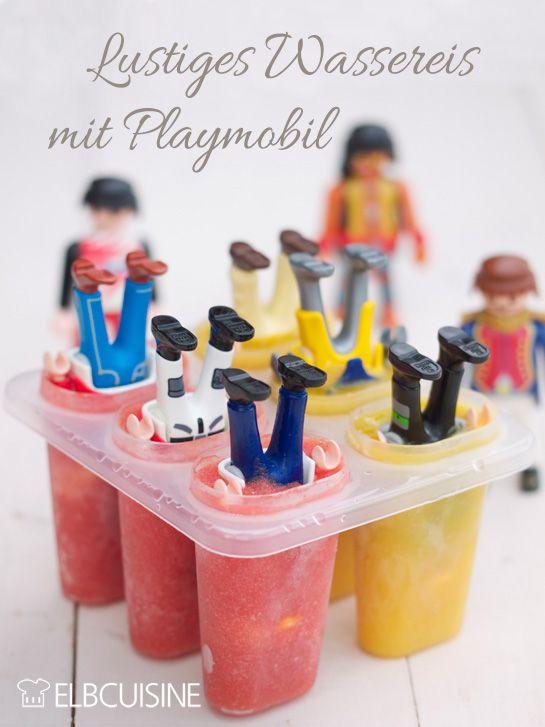 Eis Eis Baby Lustiges Eis Mit Playmobil Männchen Zum