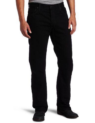 7df6a7e3698 Levi's Men's 505 Regular Fit Jean, Black, 36×36 | Shopping | Best ...