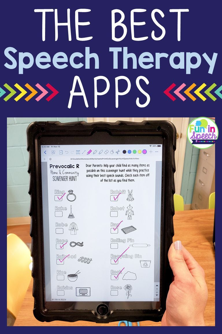 The Best Speech Therapy Apps for Kids in 2020 Speech