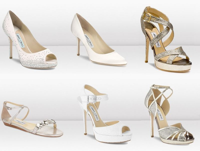 Bridal 2017 Shoe Collection By Jimmey Choo