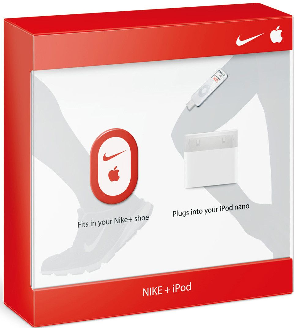 Apple Nike + iPod Sport Kit for iPod nano (Old Version) (Electronics)By  Apple