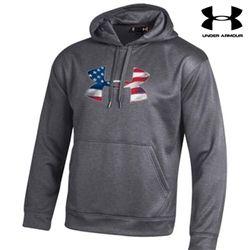 Men S American Flag Sweatshirts And Hoodies Under Armour Outfits Performance Hoodie Hoodies