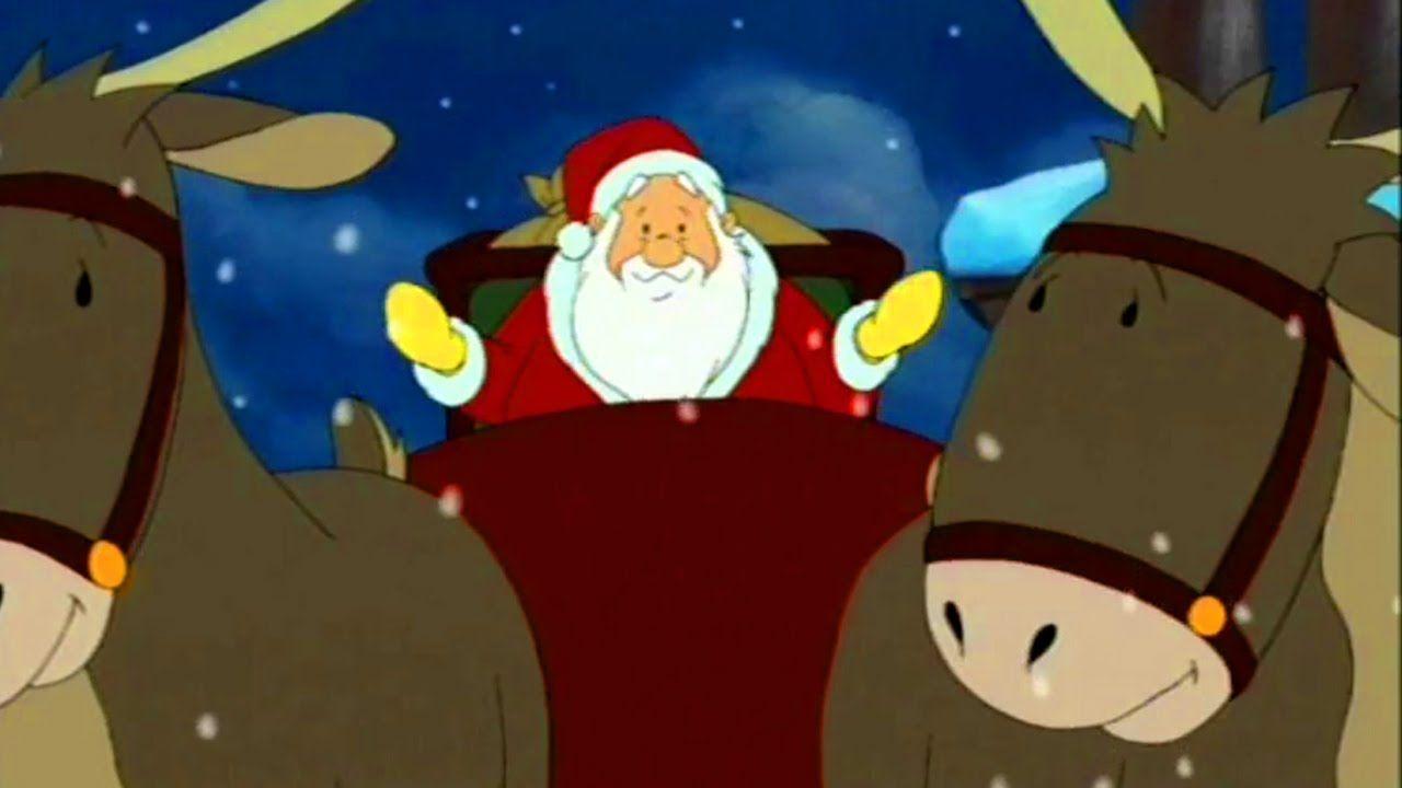 On A Volé Les Rennes Du Père Noël Dessin Animé Spécial