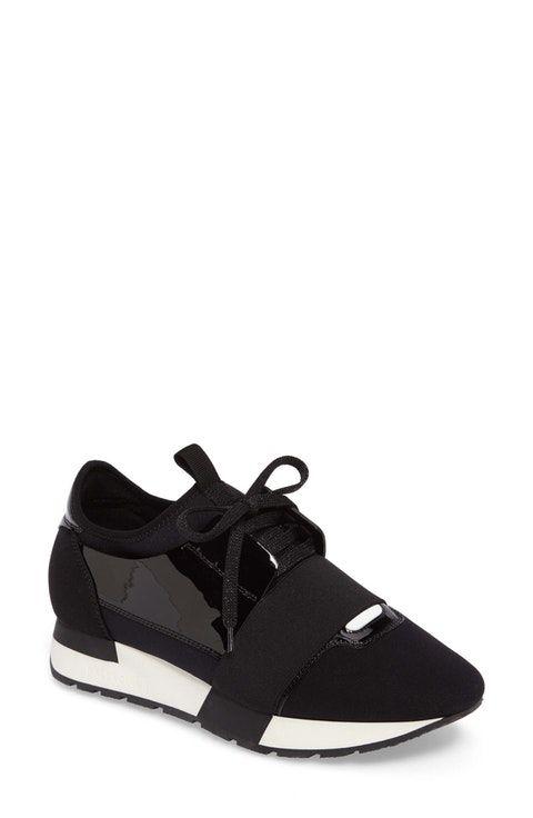 Balenciaga Trainer Sneakers (Women