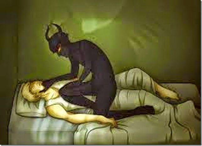 demon - Demonic sleep paralysis-home | sleep paralysis