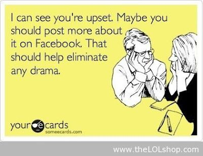 Annoying Facebook Posts Fun quotes funny, Funny quotes