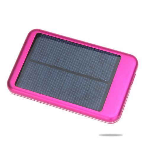 dodocool Solar Mobile Power Portable Pocket External Battery Charger Universal 5000mAh for iPhone iPad Samsung Smartphones (Rose) DODOCOOL http://www.amazon.com/dp/B00FYKLQYK/ref=cm_sw_r_pi_dp_2SEXtb1YRPYYWV83