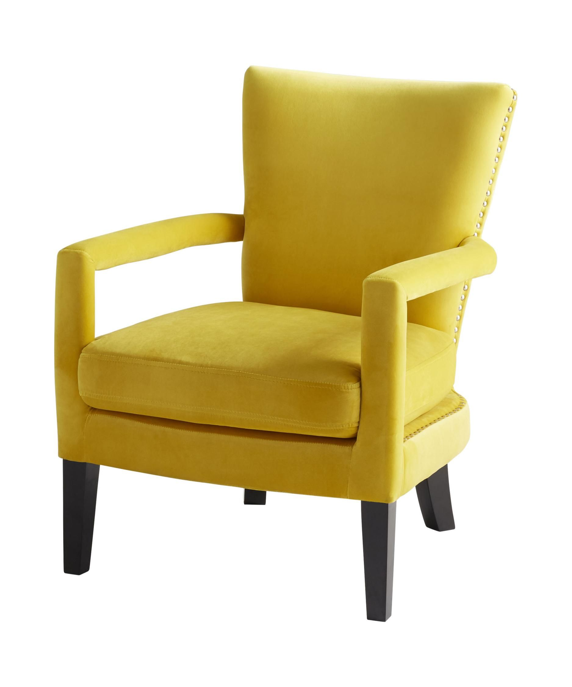 Cyan Design Colonel Mustard Arm Chair | Capitol Lighting 1 800lighting.com