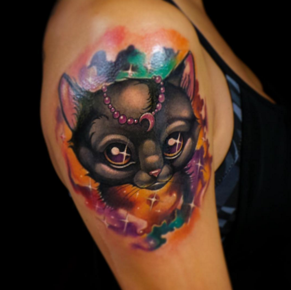 Spirit Animal Tattoos: Which Represents You? | Inked Magazine | Inked Magazine - - Spirit Animal Tattoos: Which