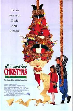 All I Want For Christmas Film Wikipedia The Free Encyclopedia Christmas Movies Christmas Movies List Christmas Poster