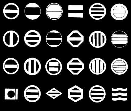 引紋 On 家紋world 家紋 日本のデザイン 図鑑