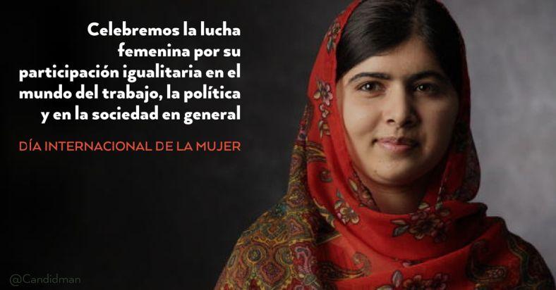 DíaInternacionalDeLaMujer Celebremos la lucha femenina por su participación  igualitaria en el mundo del trabajo, la política y en la sociedad en  general | Lucha femenina, Realidades de la vida, Dia internacional de