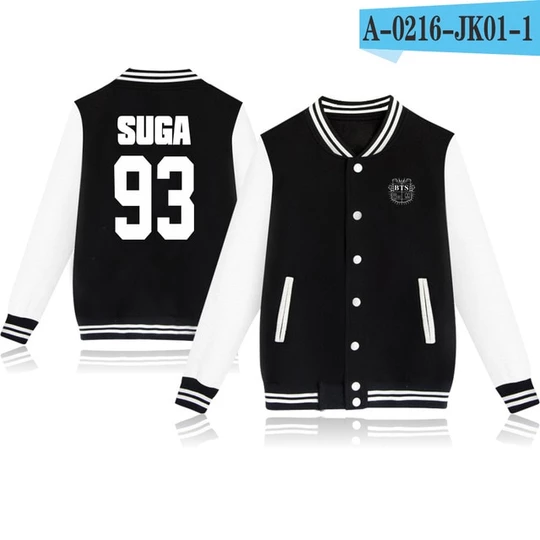 Bts Jungkook 94 J Hope Hipster Bangtan Boys Winter Jacket Men