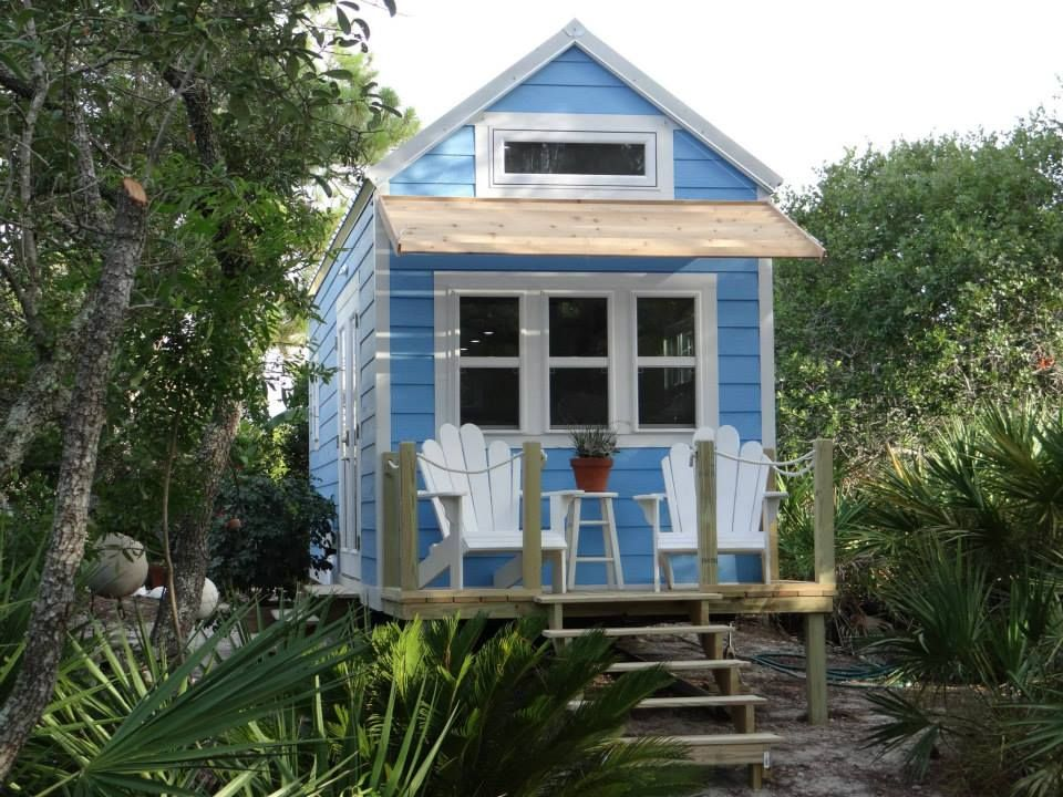 Little Secret Tiny Beach House