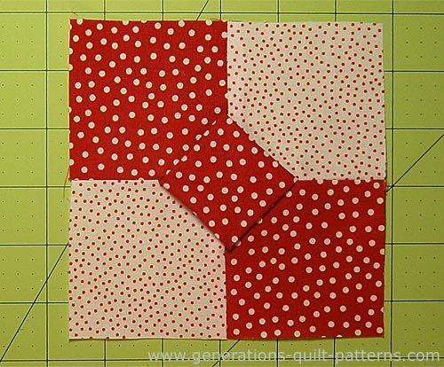 3d Bow Tie Quilt Block Multi Size Instructions Tie Quilt Patch Quilt Quilt Block Patterns